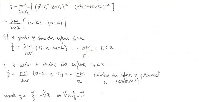 potencial gravitacional esfera oca 2
