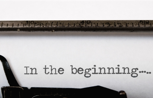 in-the-beginning-typewriter